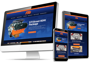FHO Website Design
