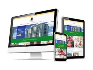 Royal Heights Web Design