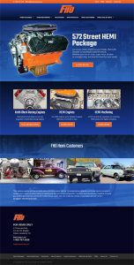 Web Design For Hemis Only Home