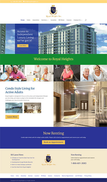 web-design-royal-heights-home