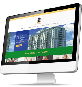 Web Design Royal Heights