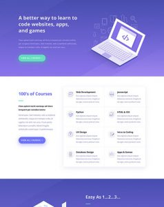 Coding School Layout Pack