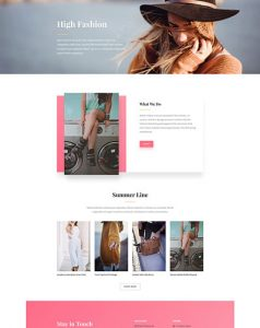 Fashion Layout Pack