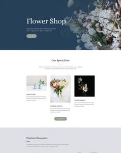 Florist Layout Pack