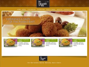 Peppos Foods Retail Page