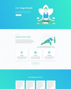 Yoga Layout Pack
