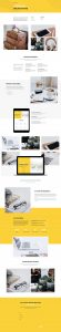 Design Agency Layout Pack - Case Study Page