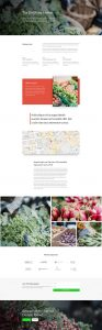 Farmers Market Layout Pack - Market Page