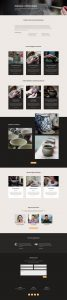 Pottery Studio Layout Pack - Classes Page