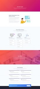 SaaS Layout Pack - Careers Page