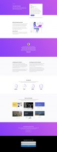 Software Marketing Layout Pack - Case Study Page