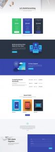 Web Agency Layout Pack - Pricing Page
