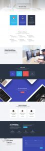 Web Agency Layout Pack - Services Page