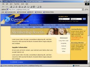 Web Design CPS Benefits