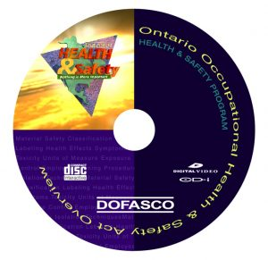 CD Rom Dofasco Compact Disc Design