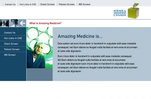 Web Design SMC Medicine