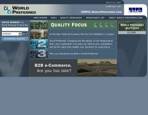 Web Design World Preferred Focus