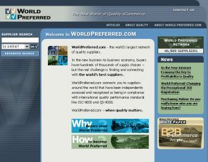 Web Design World Preferred Home